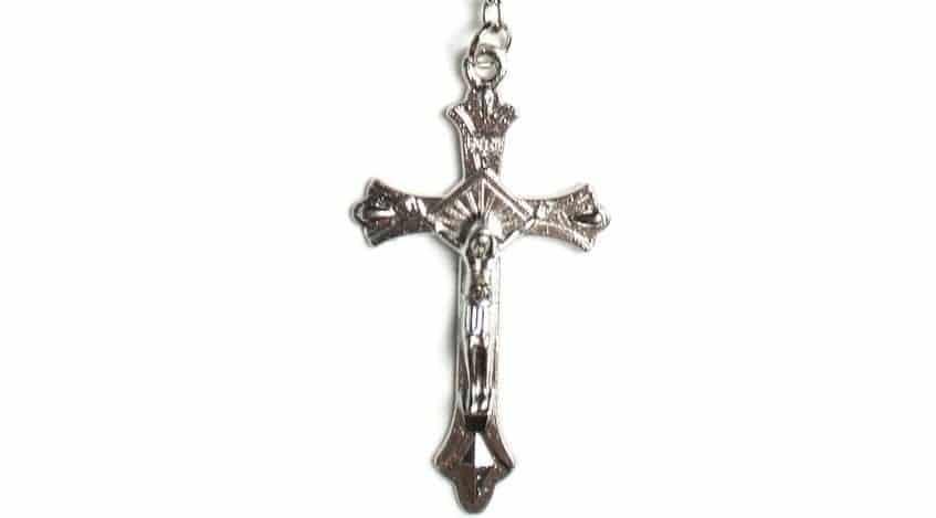 Les bijoux chez les chrétiens